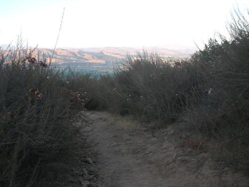 Trail to Kwaay Paay Peak