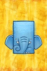 Kwadratowy Słoń