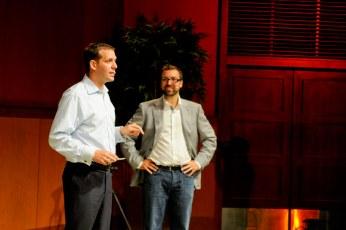 TEDxBoston 2010: John Werner, Matt Saiia