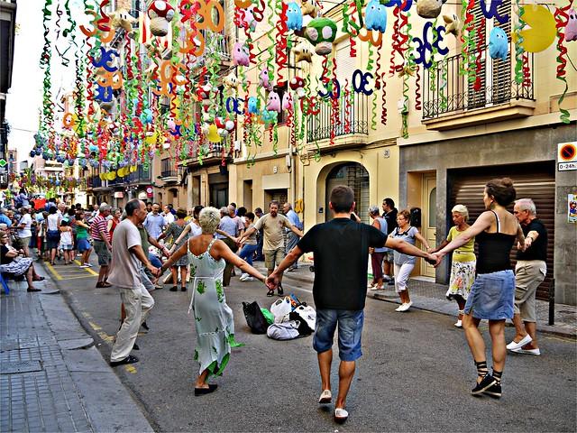 Baile de Sardana - Sants