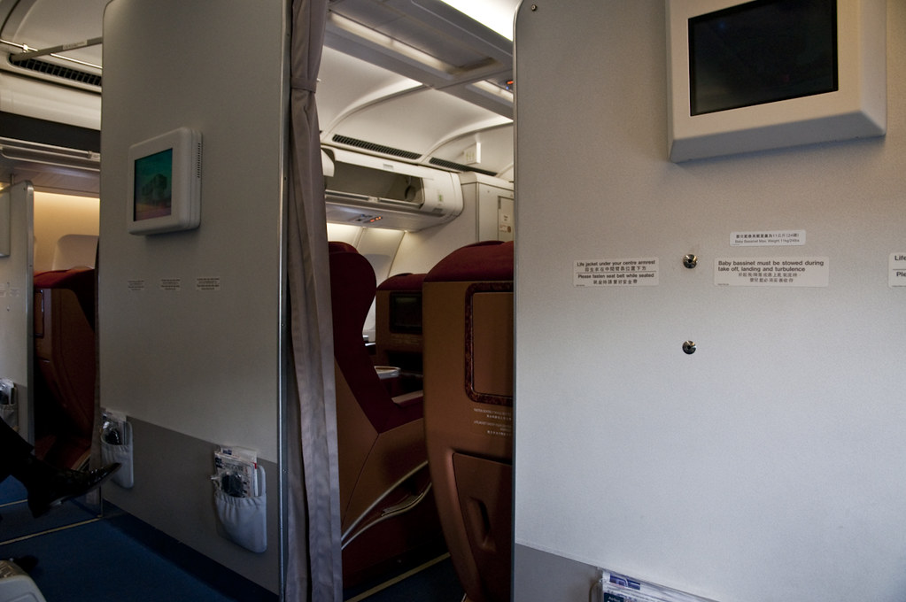 Peek into First Class