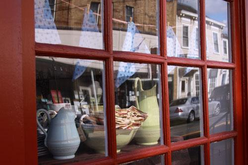 Store Window: Leesburg, VA