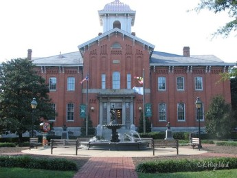 The Old Court House