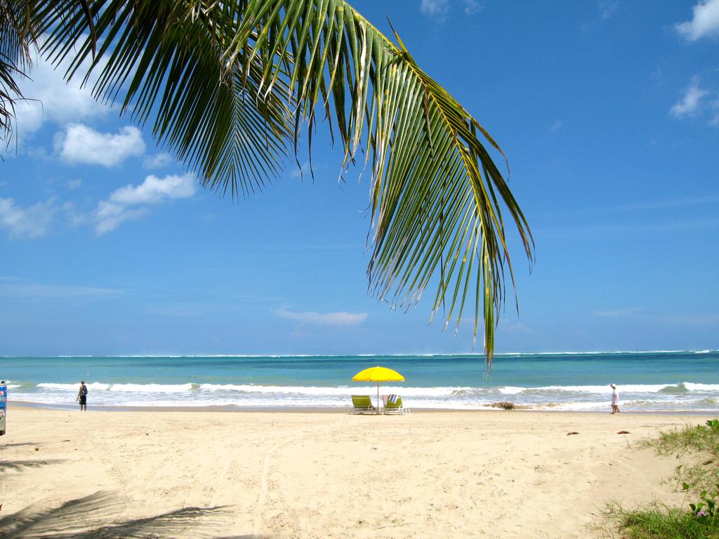 La Playa Isla Verde
