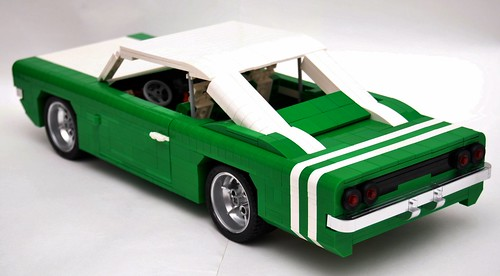 LEGO 1968 Dodge Charger