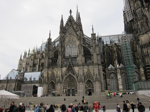 The Dom in Cologne