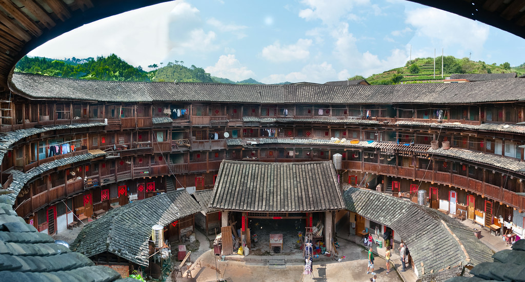 Image result for hakka walled village