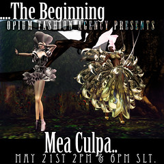 Opium -  Mea Culpa... The Beginning