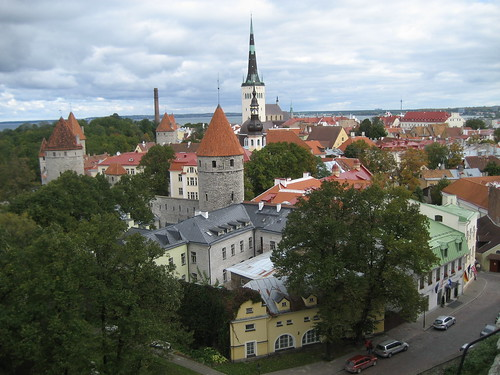 Mis 15 capitales favoritas de Europa - Tallin