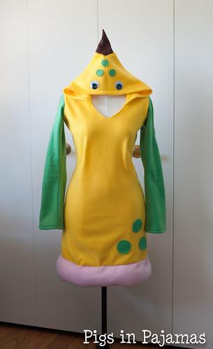Weepinbell Costume