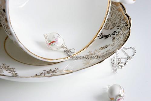 52 crafts in 52 weeks: Handmade necklace DIY