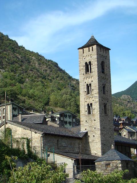 Iglesia de Santa Eulalia de Encamp Andorra 03