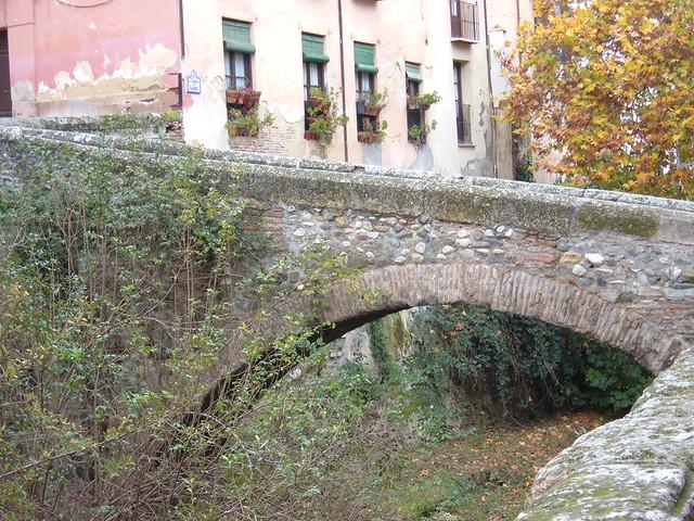 Paseo por el Darro, Granada