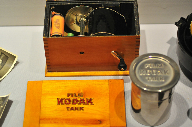 Golden Logo Kodak Film