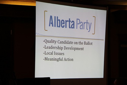 What the Alberta Party is looking for.