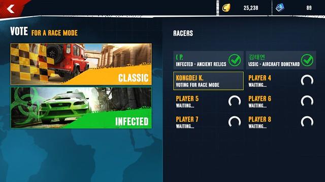 โหมด Multiplayer แข่งกับเพื่อนๆ จากทั่วโลก