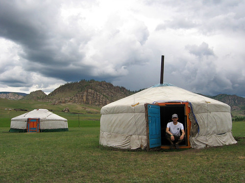 Yurts, Mongolia