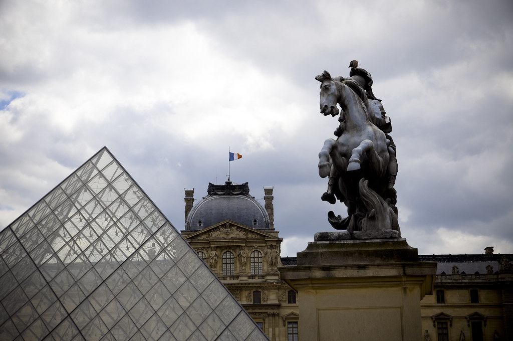 Landmarks of the Louvre