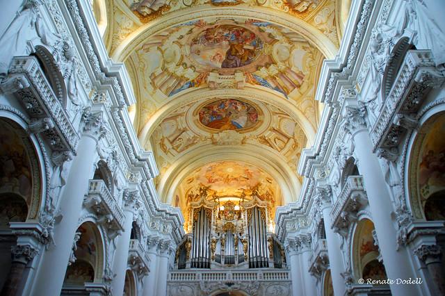 Brucknerorgel im Stift St. Florian