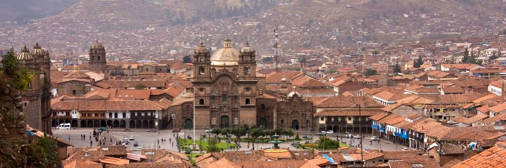 Panorama of Cusco 2010