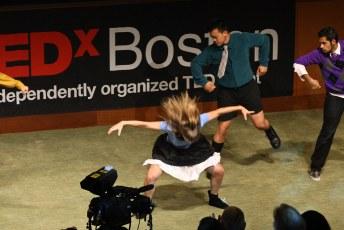 TEDxBoston 2010: Static Noyze