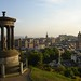 Edinburgh: Old Town from Calton Hill