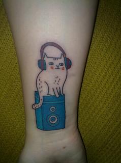 Lynn's tattoo