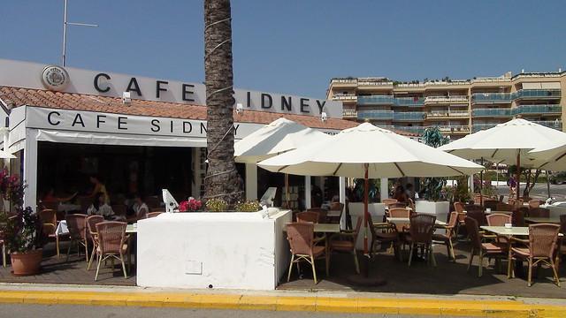 Cafe Sydney - Botafoch - Ibiza