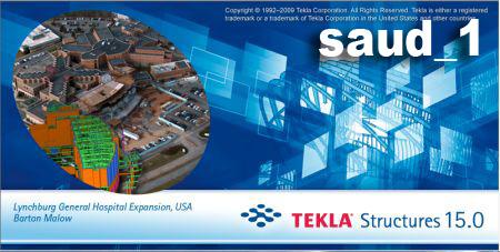 Tekla Structures v15.0 SR7 (х86 + х64)