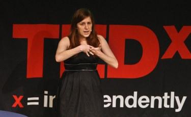 TEDxBoston 2010:  Claudia Gold