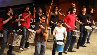 TEDxBoston 2010: Marcus Santos' Group
