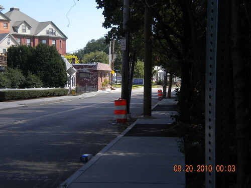 Pleasant Street Construction