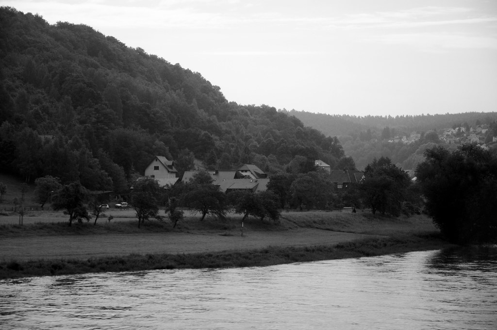 Elbe River Valley