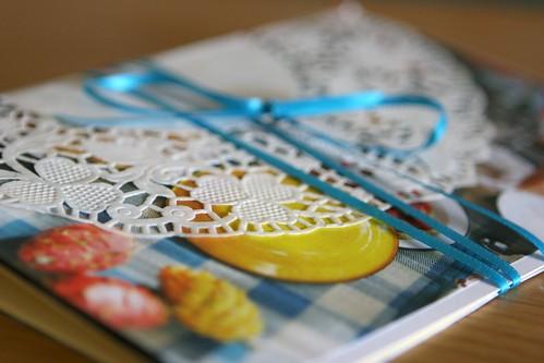 52 crafts in 52 weeks: Handmade notebook