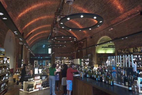 Vinopolis in London