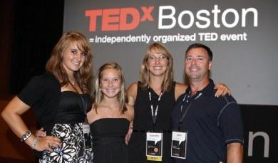 TEDxBoston 2010: Danielle Duplin and Family
