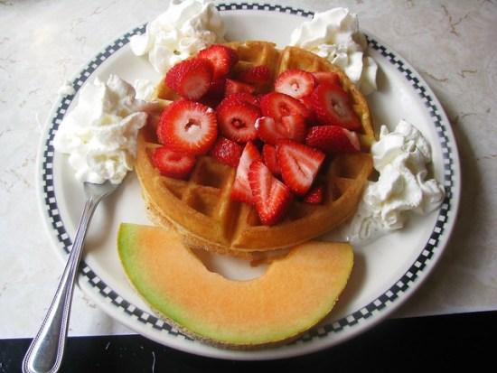 Eveready Diner Breakfast - Sweet and Savoring