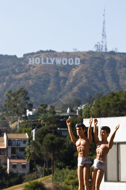 Ken & Ken in Hollywood