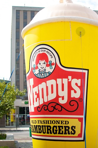 Wendy's On The Square