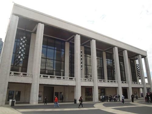 David H. Koch Theater at Lincoln Center