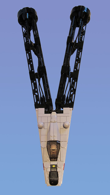 MOC-029 LEGO V Spaceship