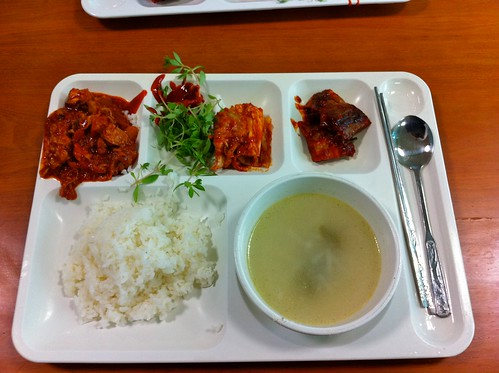 Korean Breakfast by Duke University Physics Department