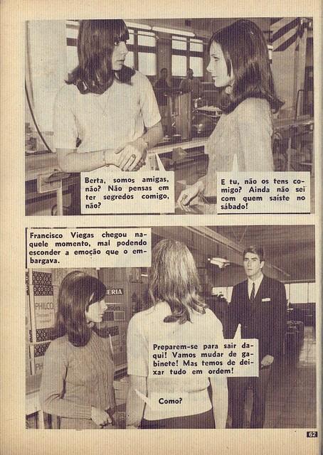 Crónica Feminina, No, 889, December 6 1973 - 66. by Gatochy