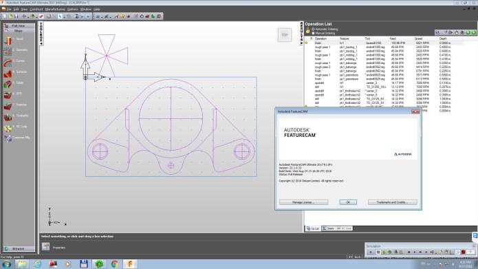 Autodesk Delcam FeatureCAM 2017 SP1 Win64 full crack