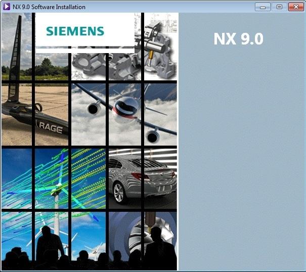 SIEMENS PLM NX 9.0
