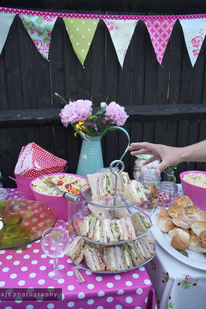 big day | party food