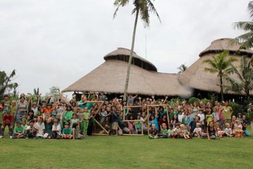 Green School Bali, Indonesia