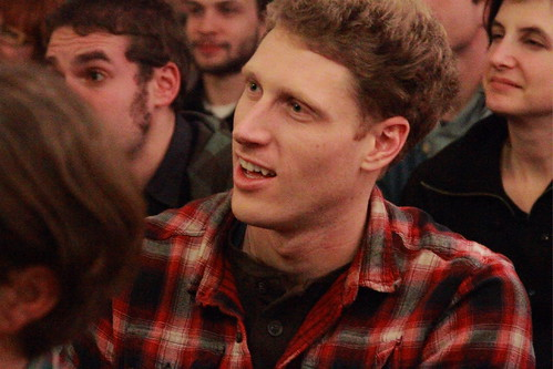 November 21: Spoken Reality: A talk with NYC Storytelling Producers by UnionDocs CC Flickr