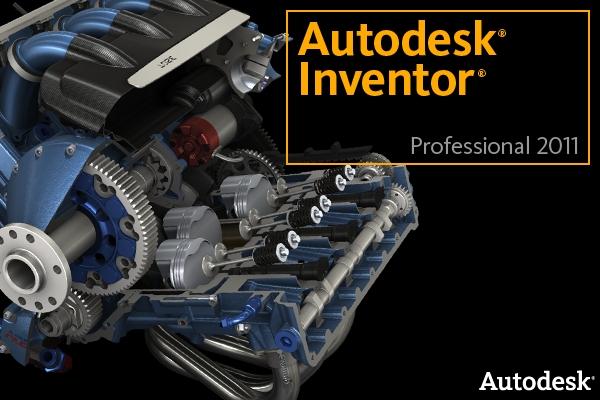 Autodesk Inventor Professional Suite 2011 x32 x64