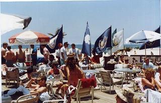 Summer day NI beach